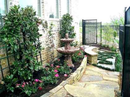 40 incredible side yard garden landscaping ideas with rocks