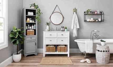 46 adorable bathroom organization ideas