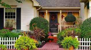 47 simple and beautiful front yard landscaping ideas on a budget