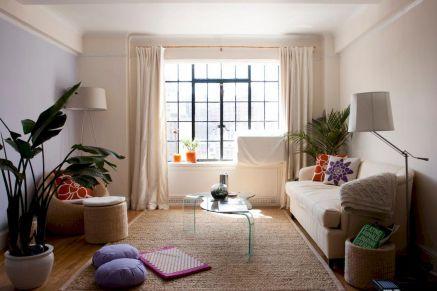 54 gorgeous small apartment decorating ideas