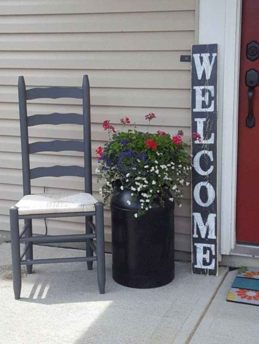 01 beautiful spring front porch decorating ideas