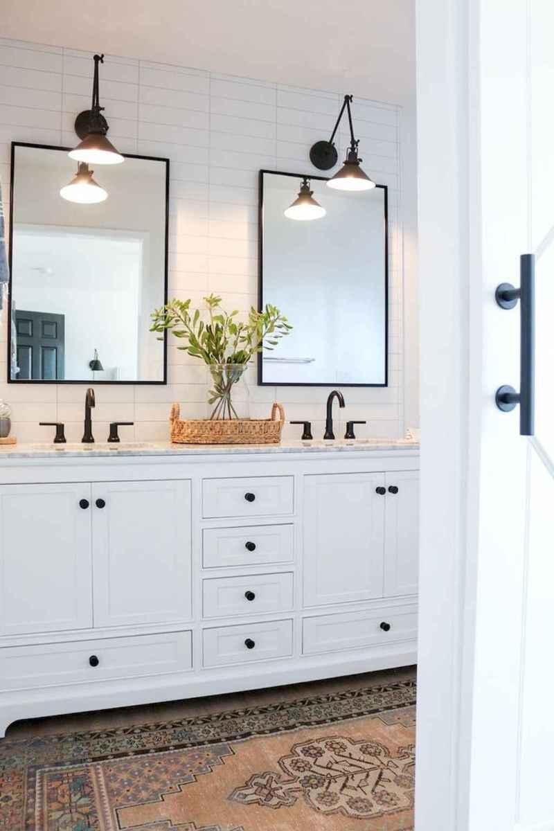 08 beautiful farmhouse bathroom remodel ideas