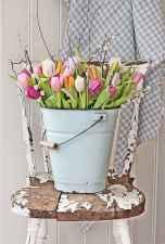 16 catchy farmhouse spring decor ideas