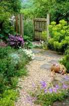 17 stunning front yard cottage garden inspiration ideas