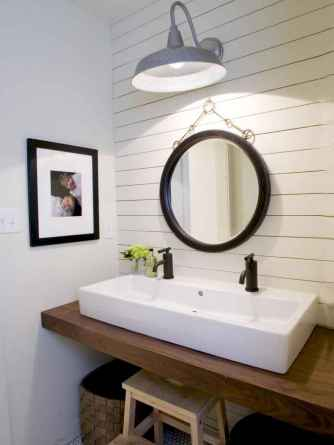 19 beautiful farmhouse bathroom remodel ideas