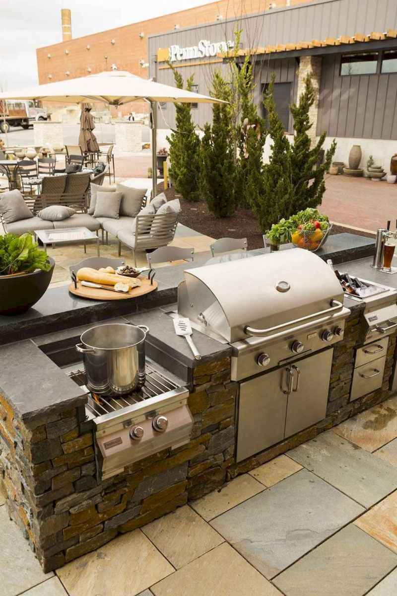 19 fantastic outdoor kitchen design for your summer ideas