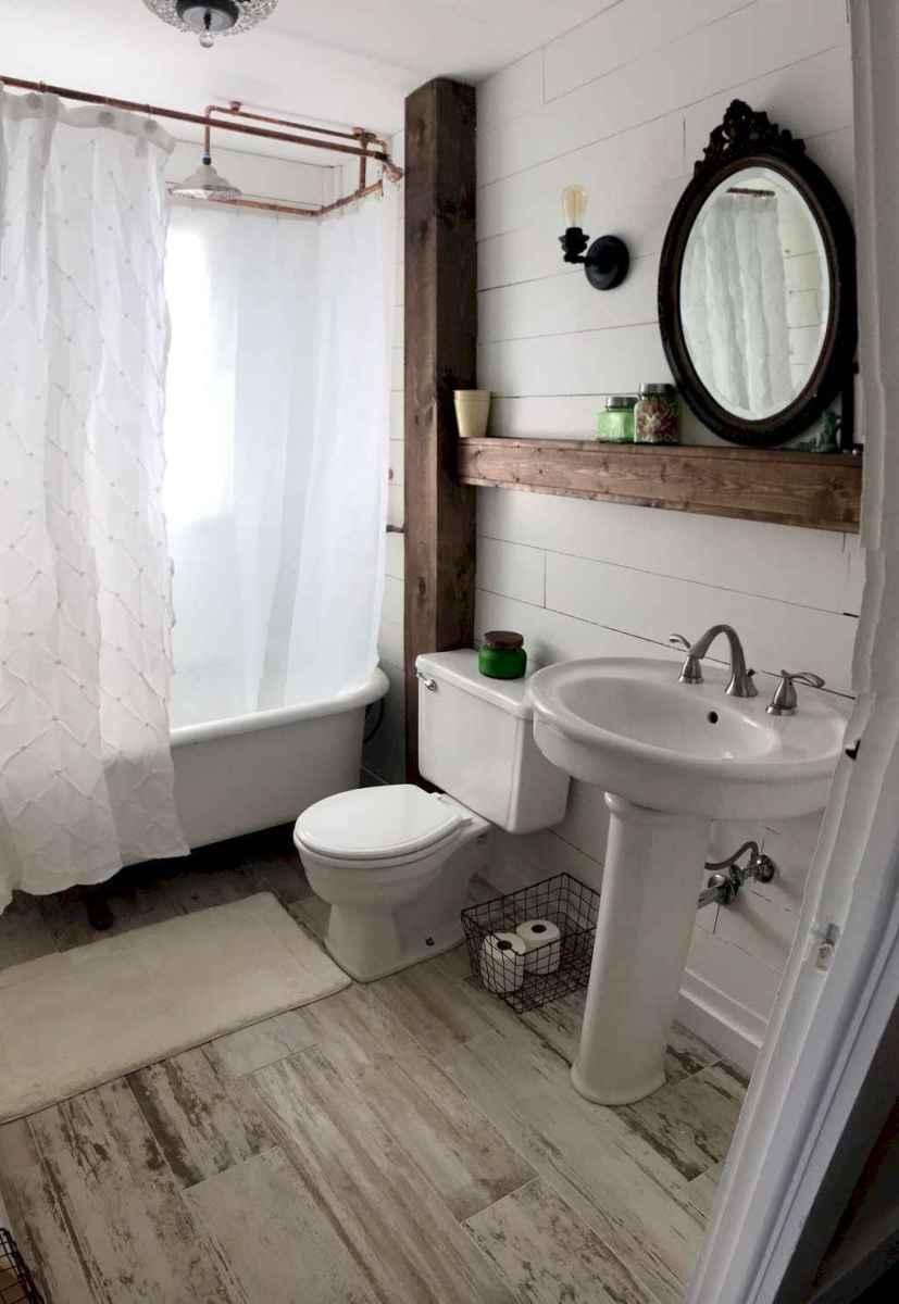 21 beautiful farmhouse bathroom remodel ideas