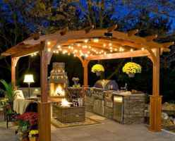 23 fantastic outdoor kitchen design for your summer ideas