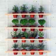 23 fantastic vertical garden indoor decor ideas