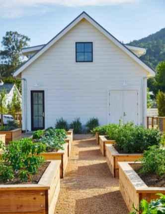 25 affordable backyard vegetable garden design ideas