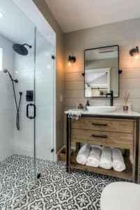 26 beautiful farmhouse bathroom remodel ideas
