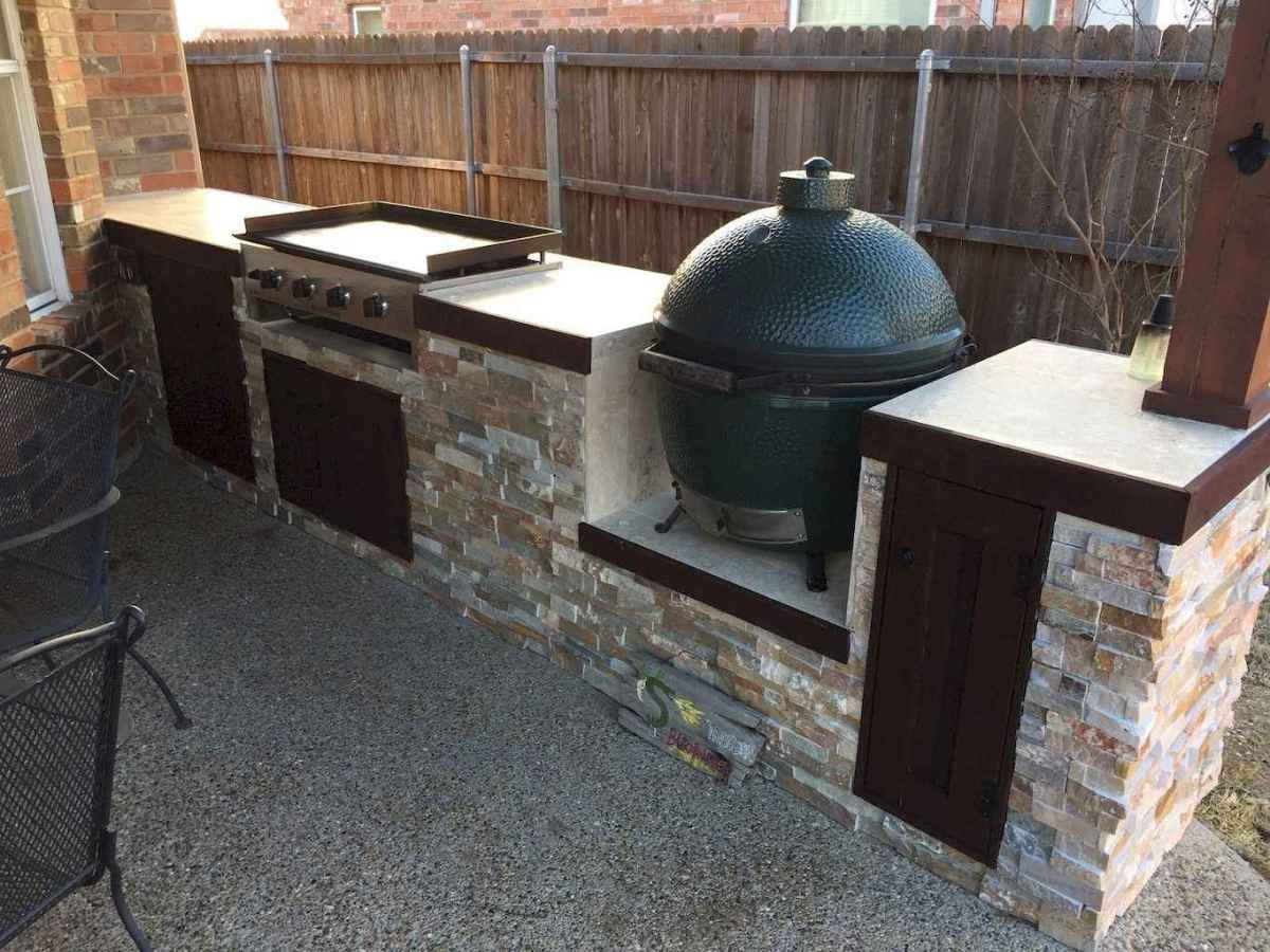 29 fantastic outdoor kitchen design for your summer ideas