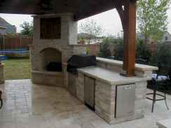 31 fantastic outdoor kitchen design for your summer ideas
