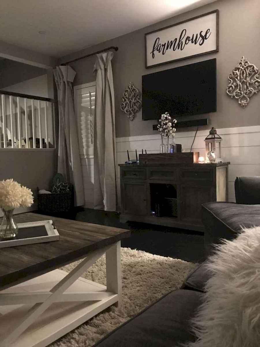 36 best modern farmhouse living room curtains decor ideas