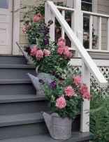 36 fabulous summer container garden flowers ideas