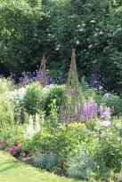 36 stunning front yard cottage garden inspiration ideas