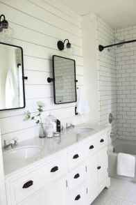 37 beautiful farmhouse bathroom remodel ideas