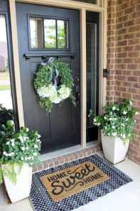 38 beautiful spring front porch decorating ideas