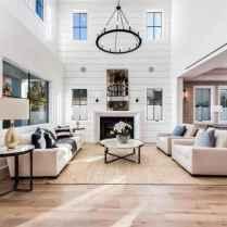 39 cozy farmhouse living room rug decor ideas