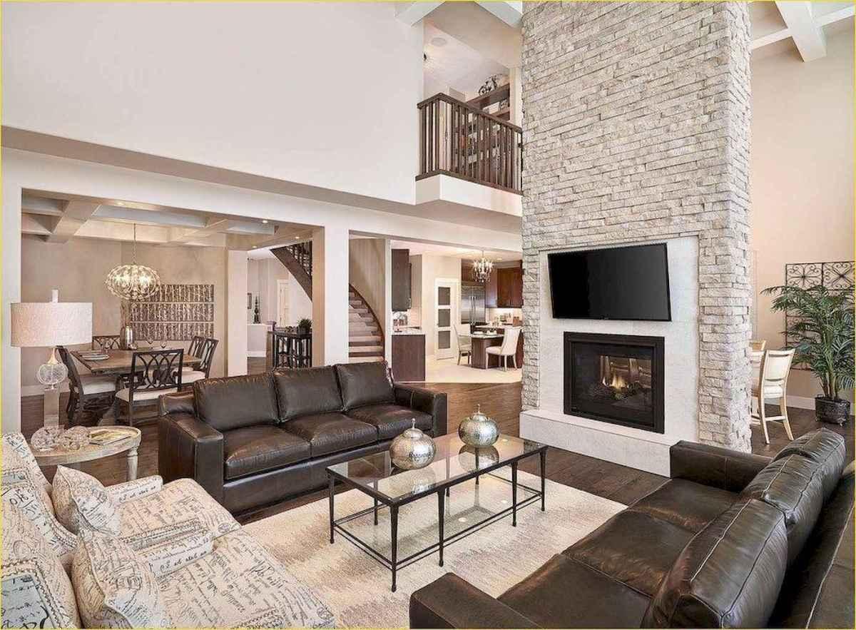 40 best cozy farmhouse living room lighting lamps decor ideas