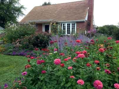 45 stunning front yard cottage garden inspiration ideas