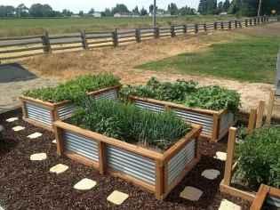 48 affordable backyard vegetable garden design ideas