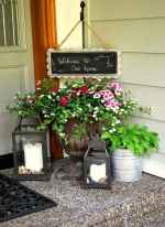 48 beautiful spring front porch decorating ideas
