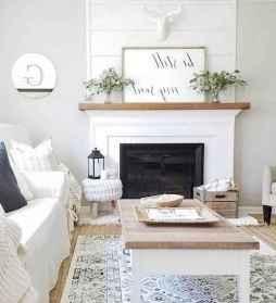 48 cozy farmhouse living room rug decor ideas