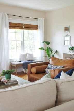 53 best modern farmhouse living room curtains decor ideas
