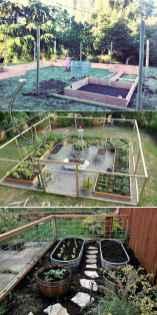 54 affordable backyard vegetable garden design ideas