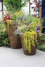 54 fabulous summer container garden flowers ideas