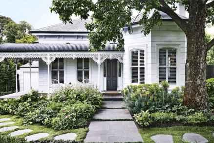54 stunning front yard cottage garden inspiration ideas