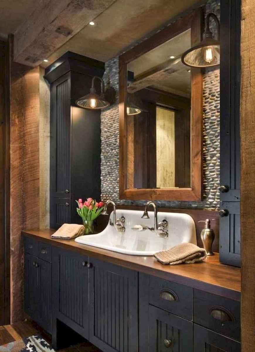 56 beautiful farmhouse bathroom remodel ideas