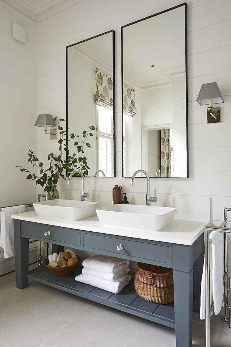 61 beautiful farmhouse bathroom remodel ideas
