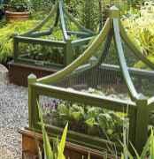 62 affordable backyard vegetable garden design ideas