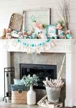 64 catchy farmhouse spring decor ideas
