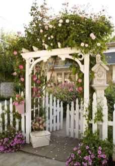 69 stunning front yard cottage garden inspiration ideas