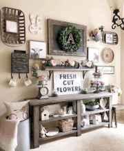 70 catchy farmhouse spring decor ideas