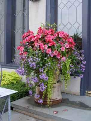 70 fabulous summer container garden flowers ideas