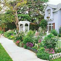 70 stunning front yard cottage garden inspiration ideas