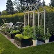 71 affordable backyard vegetable garden design ideas
