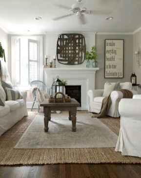 71 cozy farmhouse living room rug decor ideas