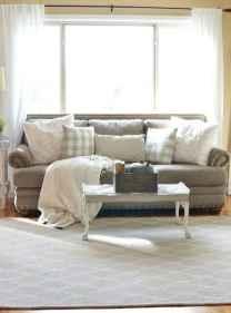 73 best modern farmhouse living room curtains decor ideas