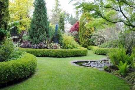 73 stunning front yard cottage garden inspiration ideas