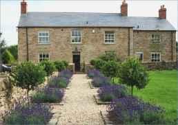 76 stunning front yard cottage garden inspiration ideas