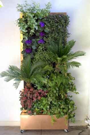 77 stunning vertical garden for wall decor ideas