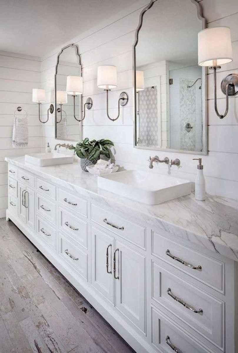 79 beautiful farmhouse bathroom remodel ideas