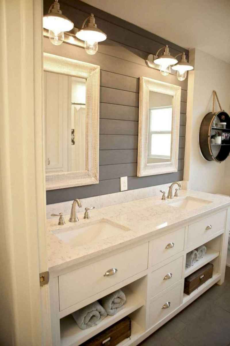 81 beautiful farmhouse bathroom remodel ideas