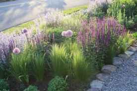 84 stunning front yard cottage garden inspiration ideas