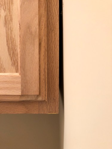 crooked cabinets